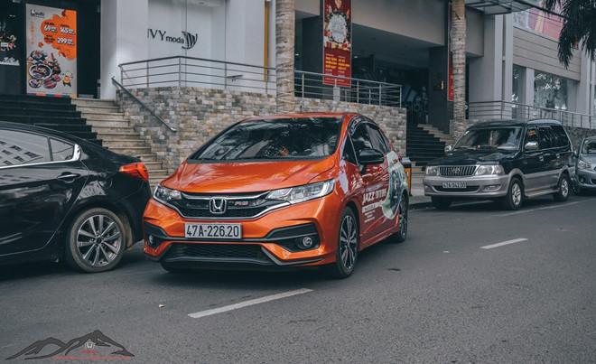 Honda Viet Nam tang qua toi 44 trieu dong cho khach mua xe Jazz hinh anh 2