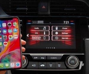 Đánh giá xe Honda Civic 1.5 RS 2019 về tiện nghi.