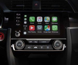 Đánh giá xe Honda Civic 1.5 RS 2019 về tiện nghi - Ảnh 1.
