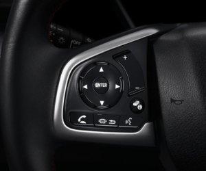 Vô lăng xe Honda Civic 1.5 RS 2019 - Ảnh 1.